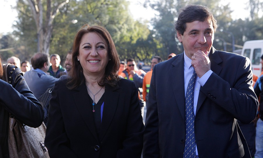 Mónica Fein, Juan Mare