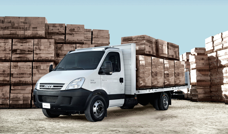 Iveco Daily Truck 7 Ton