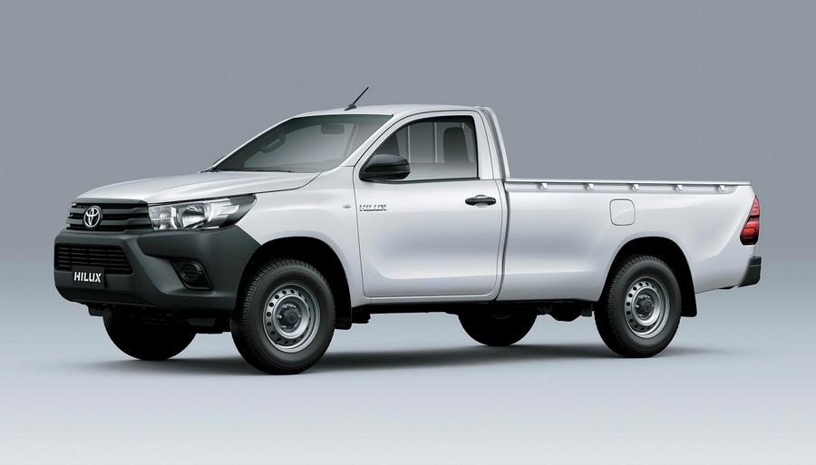 Nueva Hilux DX Cabina Simple