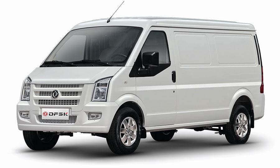 dsfk-c35-cargo-van
